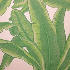 Green Wallcovering by Clarence House Wallpaper