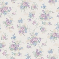 Purple Trail Wallcovering by Brewster