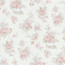 Pink Trail Wallcovering by Brewster