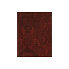 Red Damask Wallcovering by Andrew Martin Wallpaper
