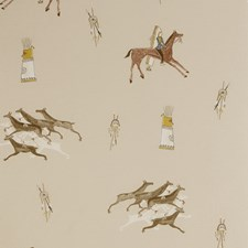 Sienna Novelty Wallcovering by Andrew Martin Wallpaper