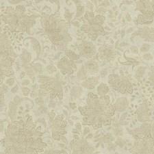 Gold/Grey Bohemian Wallcovering by York