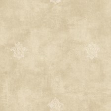 Pearl Tan/Cream Pearlescent Wallcovering by York