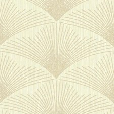 Cream/Beige/Pearl Novelty Wallcovering by York