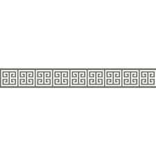 Gray/Off-white Bricks Wallcovering by York