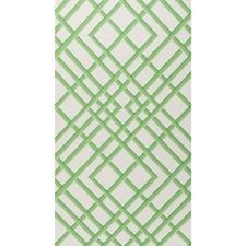 Leaf Print Wallcovering by Brunschwig & Fils