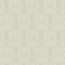 Pale Grey/Silver Glitter Geometrics Wallcovering by York