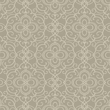 Pewter Traditional Wallcovering by York