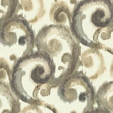 Off White/Grey/Black Traditional Wallcovering by York