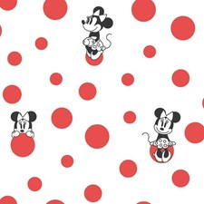 DI1029 Disney Minnie Mouse Dots by York