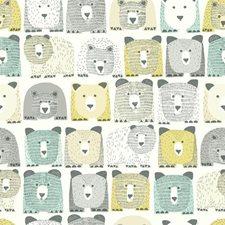 DW2430 Bears Sidewall by York
