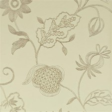 Silver Birch Botanical Wallcovering by Threads