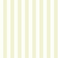 White/Cream Sure Strip Wallcovering by York