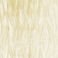 Gold/Ivory Contemporary Wallcovering by Groundworks