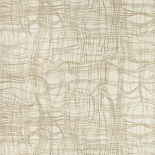Almond Modern Wallcovering by Groundworks