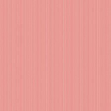 Peach/Coral Stripes Wallcovering by York