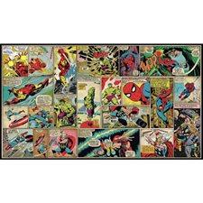 JL1398M Marvel Comic Panel XL Mural by York