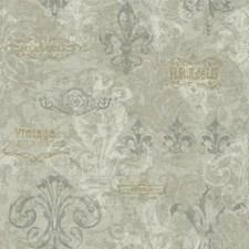 Fleur De Lis Wallcovering by York