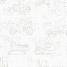 KI0596 Construction Blueprint by York
