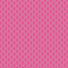 Raspberry Red/Silver Frost Dots Wallcovering by York