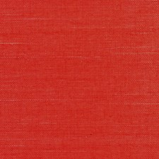 Bright Red Wallcovering by Ralph Lauren