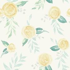 MK1127 Watercolor Roses by York