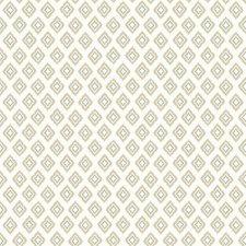 Cream/Golden Tan/Grey Harlequin Wallcovering by York