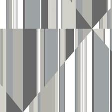 MU0242M Pinwheel Stripe Mural by York