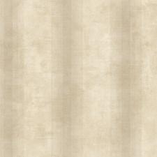 Beige/Dusty Beige Stripes Wallcovering by York