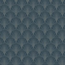 NV5553 Scalloped Pearls by York