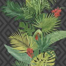 ON1629 Tropical Oasis Stripe by York