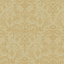 Light Sage Green/Soft Light Pearled Gold Wall Decor Wallcovering by York
