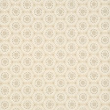 Ivory/Cream Contemporary Wallcovering by Baker Lifestyle Wallpaper