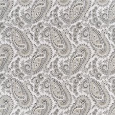 Ivory/Silver Wallcovering by Baker Lifestyle Wallpaper