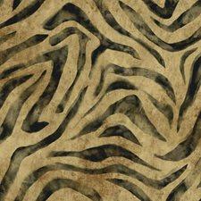 Amber/Dark Taupe/Black Animals Wallcovering by York