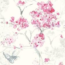RMK11740RL Spring Cherry Blossoms by York