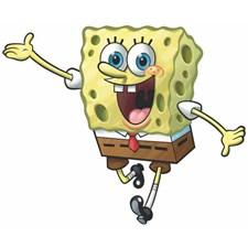 RMK1406GM Nickelodeon Sponge Bob Squarepants by York