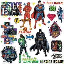 RMK2138SCS Justice League Wall by York