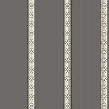 Black/White Stripes Wallcovering by York