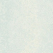 Soft Blue/White Botanical Wallcovering by York