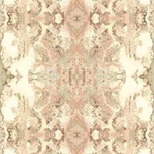 Pink/Grey/White Modern Wallcovering by Kravet Wallpaper