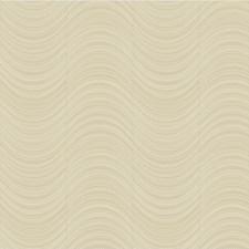Light Grey/Beige/Metallic Modern Wallcovering by Kravet Wallpaper