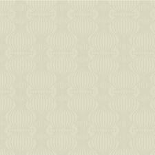 Beige/Silver Modern Wallcovering by Kravet Wallpaper