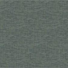 Teal/Green Solid Wallcovering by Kravet Wallpaper