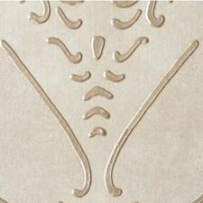 Golden Mocha Medallion Wallcovering by Winfield Thybony
