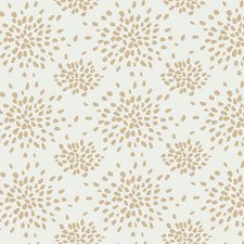 Beige On White Wallcovering by Scalamandre Wallpaper