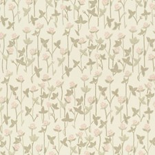 Pink Wallcovering by Scalamandre Wallpaper