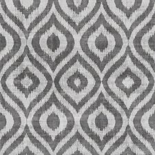 Charcoal Ikat Wallcovering by Winfield Thybony