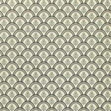 Ash/Cream Wallcovering by Clarence House Wallpaper