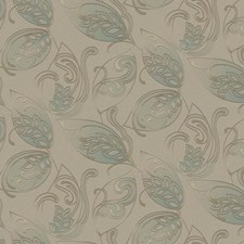Greenish Beige/Warm Taupe/Metallic Gold Jacobean Wallcovering by York